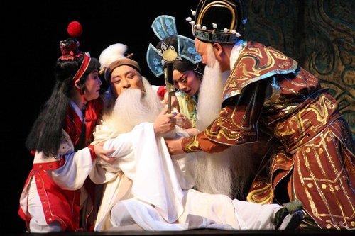 豫剧红脸王整本戏与好听的唱段