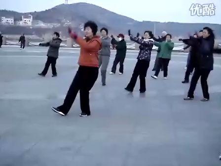 威海金海滩广场舞专辑