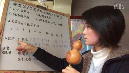 葫芦丝歌曲教学视频零基础自学葫芦丝
