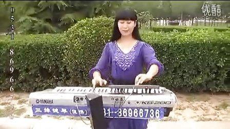 超好听的双电子琴音乐100首