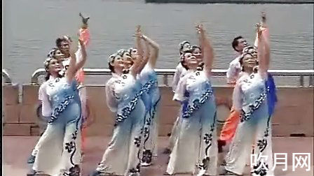 秧歌舞蹈视频与秧歌舞曲大全