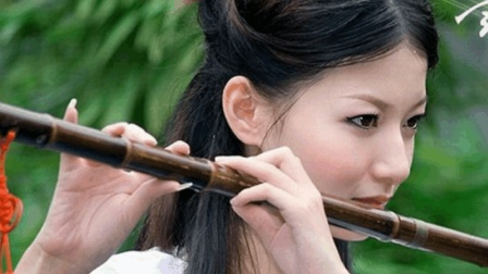 笛子独奏曲教学练习示范