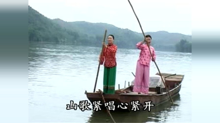 广东客家山歌对唱视频大全