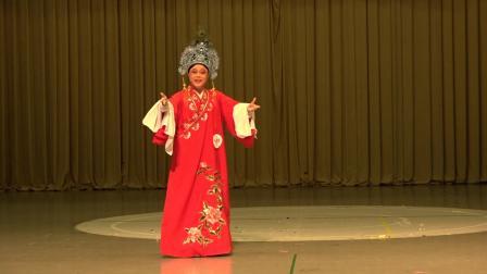 宁波中山公园越剧戏迷唱越剧视频