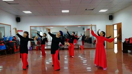 中老年舞蹈教学练习