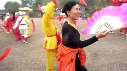 陕北秧歌视频教程