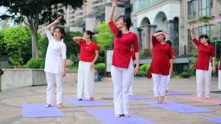 中老年瑜伽舞蹈精选