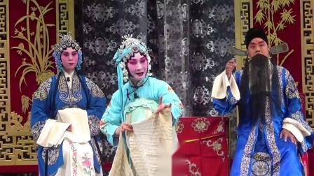 基层豫剧团表演的豫剧